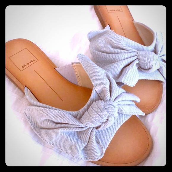 Dolce Vita Shoes - Dolce vida sandal in jean